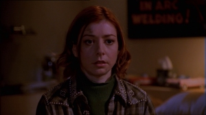 Willow - in deep Meditation (within the Depths of Buffy's Mind)